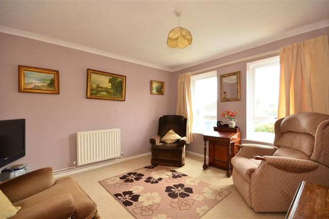 Thumbnail End terrace house for sale in Tegdown, Petersfield, Hampshire