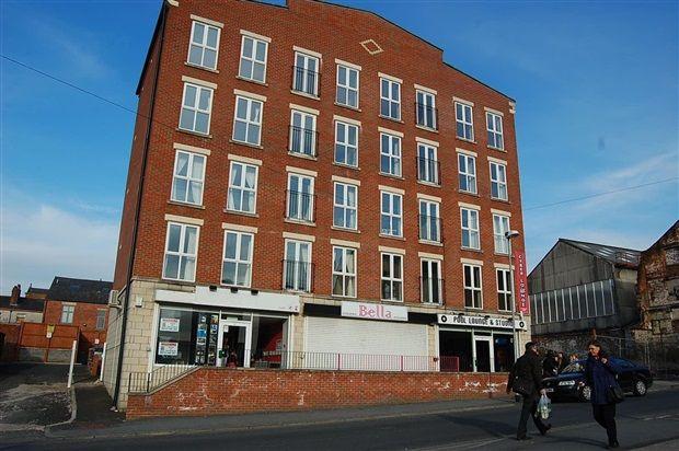 External of Manchester Road, Preston PR1
