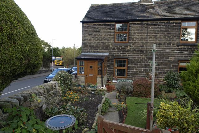 Thumbnail Semi-detached house to rent in Eunice Lane, Upper Cumberworth, Huddersfield