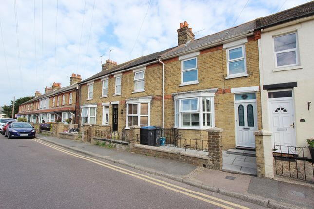 Thumbnail Terraced house for sale in Middle Deal Road, Deal