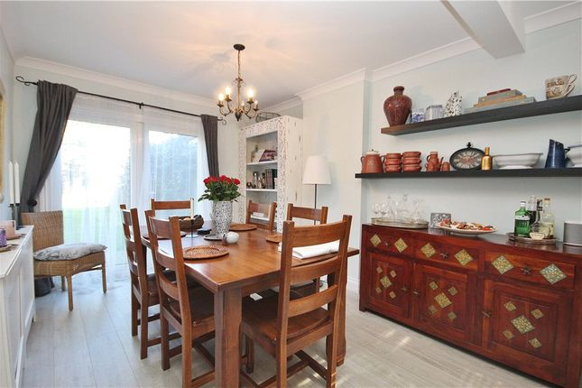 Dining Area of Staines Road East, Sunbury-On-Thames, Middlesex TW16