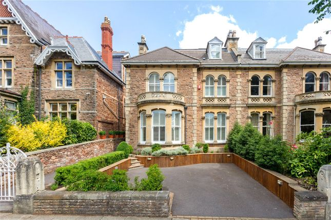 Semi-detached house for sale in St. Johns Road, Clifton, Bristol