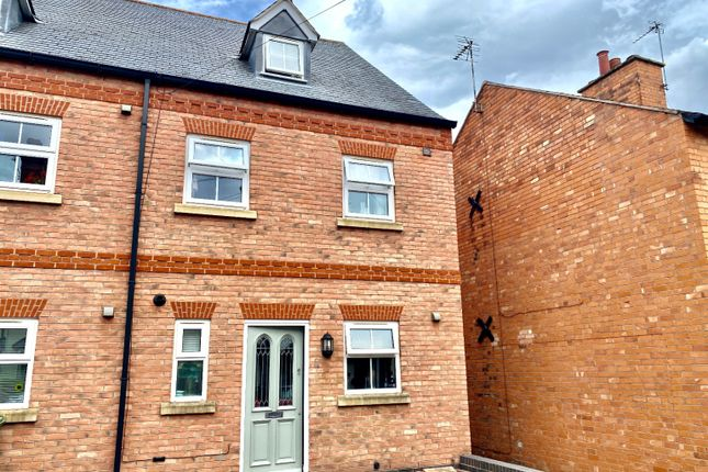 3 bed end terrace house for sale in Church Road, Kirby Muxloe, Leicester LE9