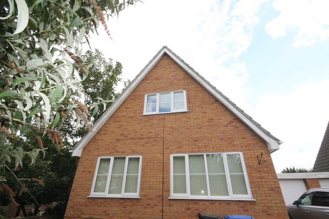 Thumbnail Detached house to rent in Longbrook Close, Carlton Colville, Lowestoft