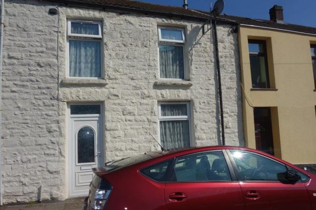 Thumbnail 3 bed terraced house to rent in Blaen Y Cwm Terrace, Treherbert