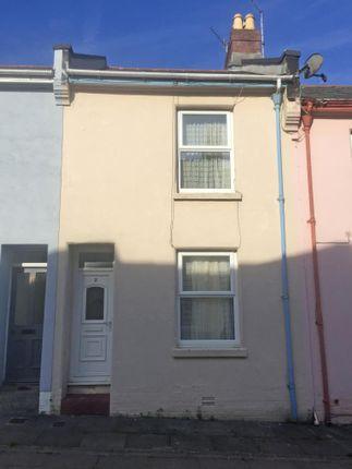 Thumbnail Terraced house for sale in 2 Duckworth Street, Plymouth, Devon