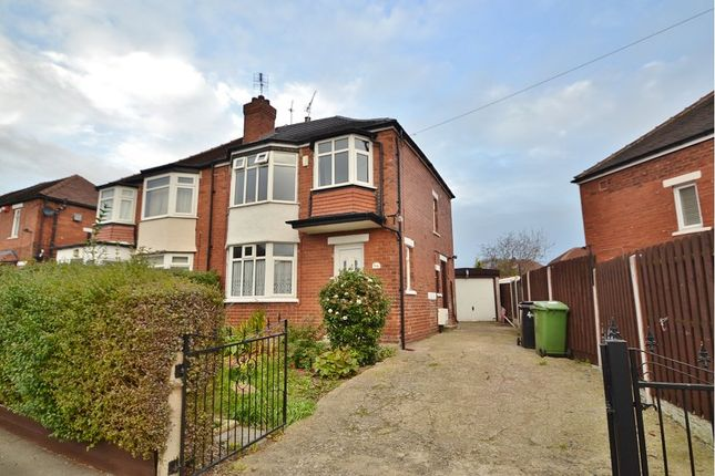 Thumbnail Semi-detached house to rent in Lawrence Road, Oakwood, Leeds