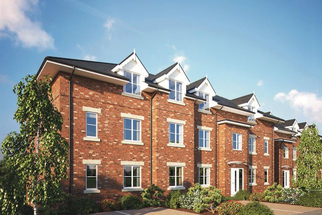 Thumbnail Flat for sale in Flat 3, Waverley Green, St Albans