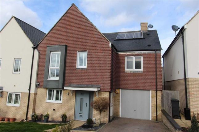 Thumbnail Semi-detached house for sale in King George Way, Gilwell Hill