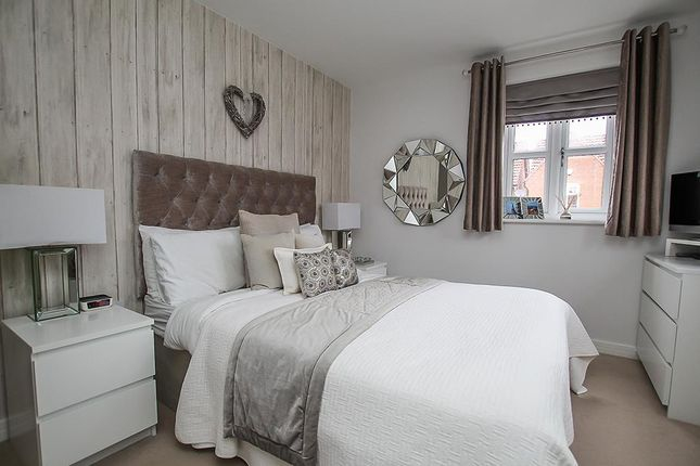 Bedroom One of Stakeford Court, Arnold, Nottingham NG5