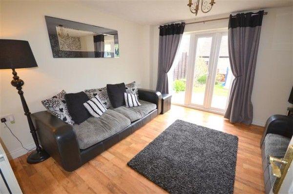 Thumbnail End terrace house to rent in Woodrush Gardens, Carterton, Oxon