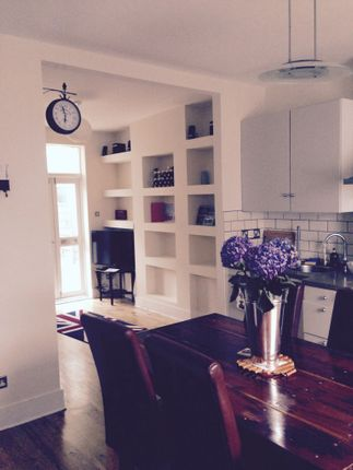 Thumbnail Terraced house to rent in Gascoigne Place, London