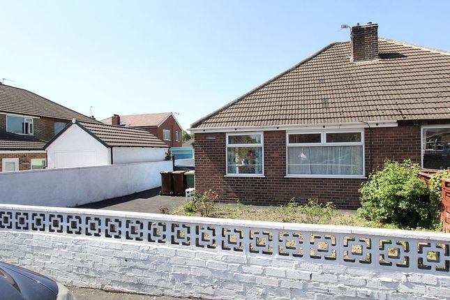 Front of Clayton Rise, Wakefield, West Yorkshire WF1