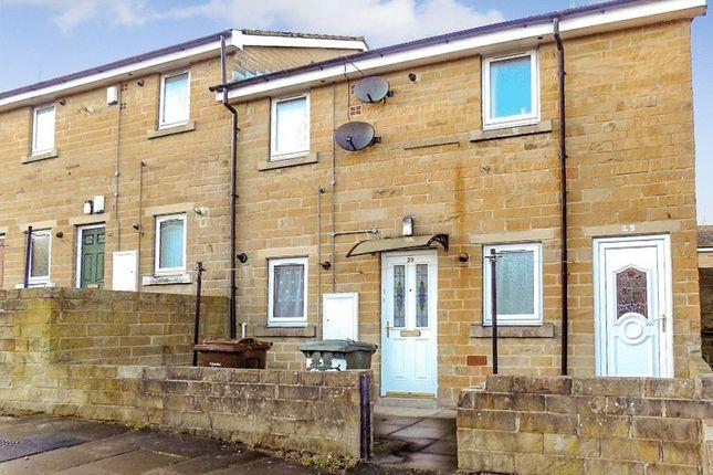 External of Darnay Lane, Bradford BD5