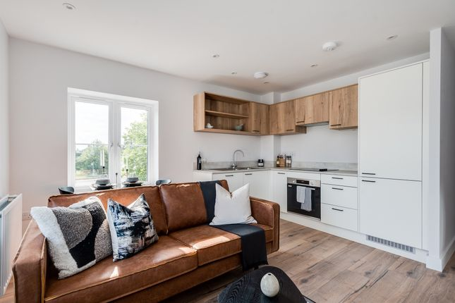 1 bed flat for sale in Dunleys Hill, North Warnborough, Hook RG29
