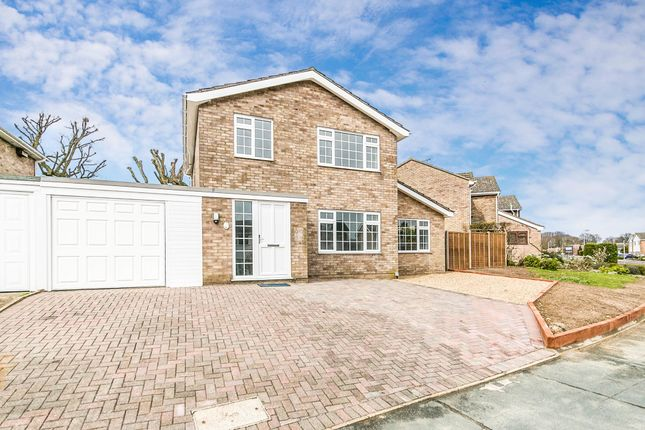 Thumbnail Detached house for sale in Upland Drive, Colchester