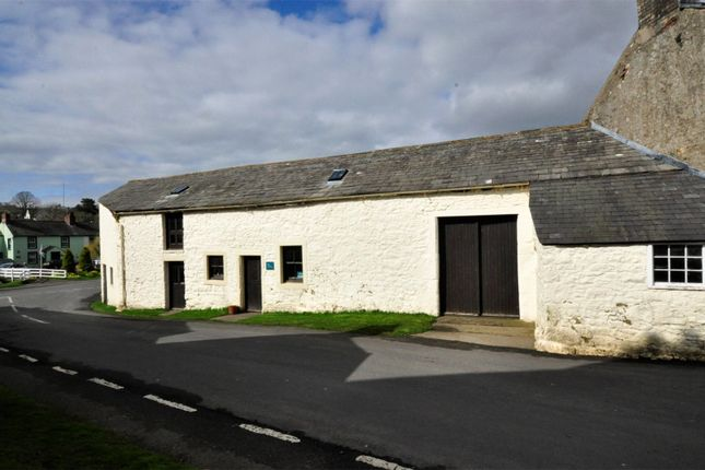 Property for sale in Midtown Barn & 2 Retail Workshops, Caldbeck, Wigton, Cumbria
