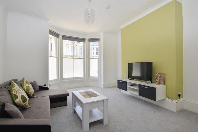 Living Room of Cambridge Gardens, Hastings TN34