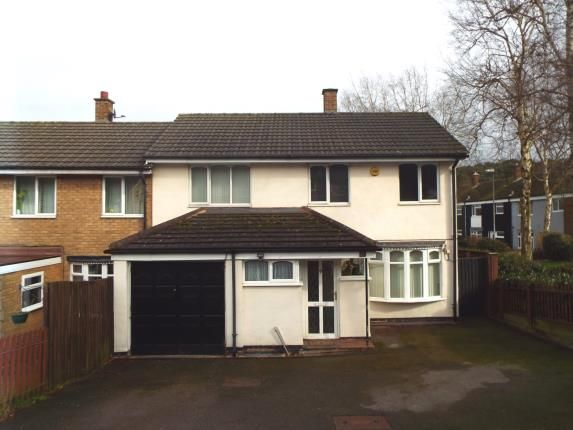 Thumbnail Semi-detached house for sale in Lowland Road, Cannock, Staffordshire