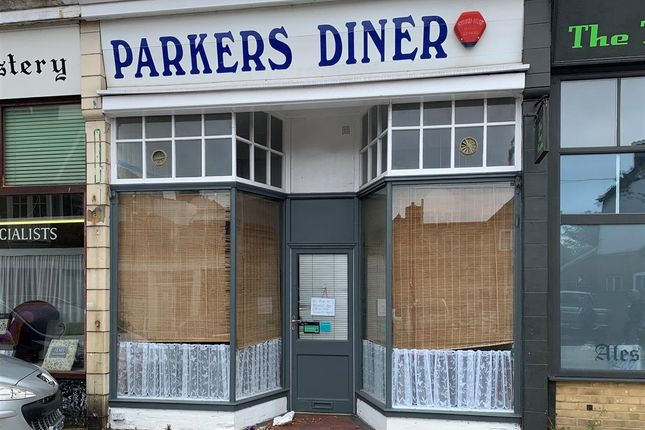 Thumbnail Restaurant/cafe to let in Northdown Parade Prices Avenue, Cliftonville, Margate