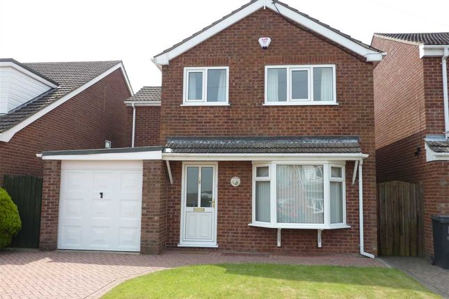 Thumbnail Detached house to rent in Woodlands Avenue, Keelby, Grimsby