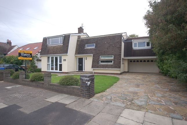 Thumbnail Detached house for sale in The Grove, Thornton-Cleveleys