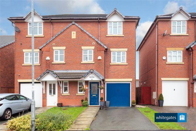 Thumbnail Semi-detached house for sale in Tavington Road, Halewood, Liverpool
