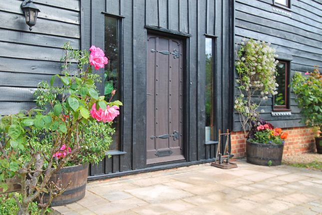 Thumbnail Barn conversion for sale in Crook Road, Brenchley, Tonbridge