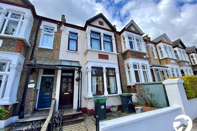 3 bed terraced house for sale in Chudleigh Road, Brockley, London SE4