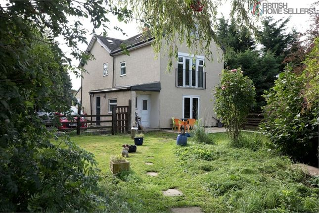 Thumbnail Detached house for sale in Trenholme Bar, Northallerton, North Yorkshire