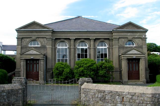 Thumbnail Land for sale in Peniel Chapel (Welsh Calvinistic Methodist), Llaneilian Road, Porth Amlwch | Coflein