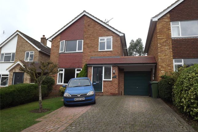 Thumbnail Detached house to rent in Pine Croft, Marlow, Buckinghamshire