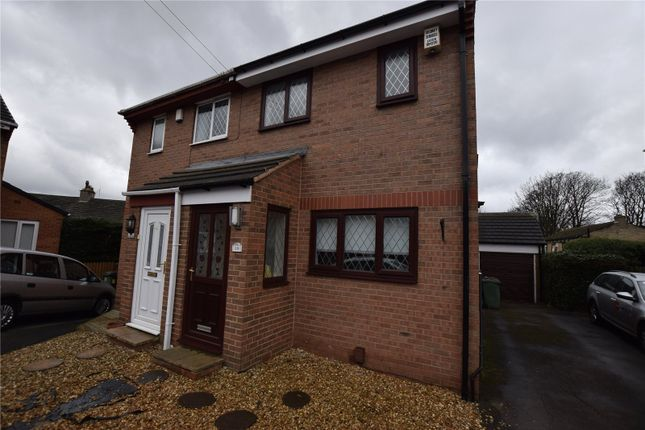 Thumbnail Semi-detached house to rent in Elder Croft, Leeds, West Yorkshire