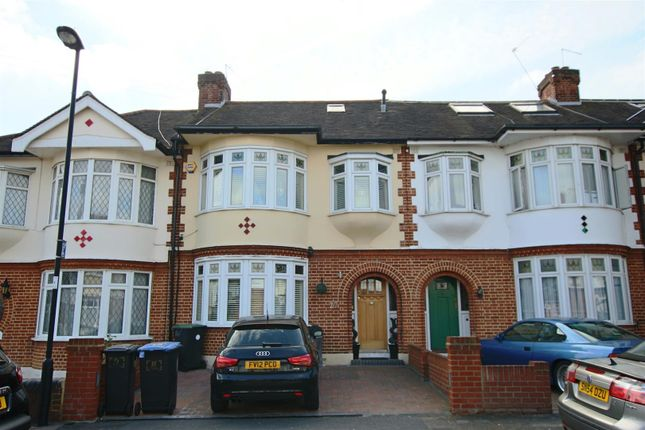 Thumbnail Terraced house for sale in Orchard Crescent, Enfield