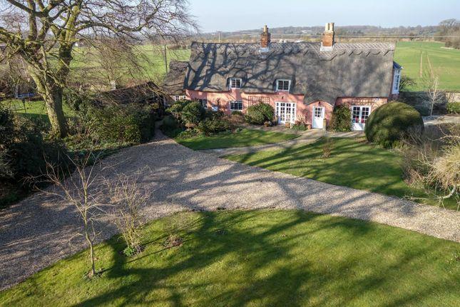 Thumbnail Detached house for sale in Masons Lane, Woolpit, Bury St. Edmunds