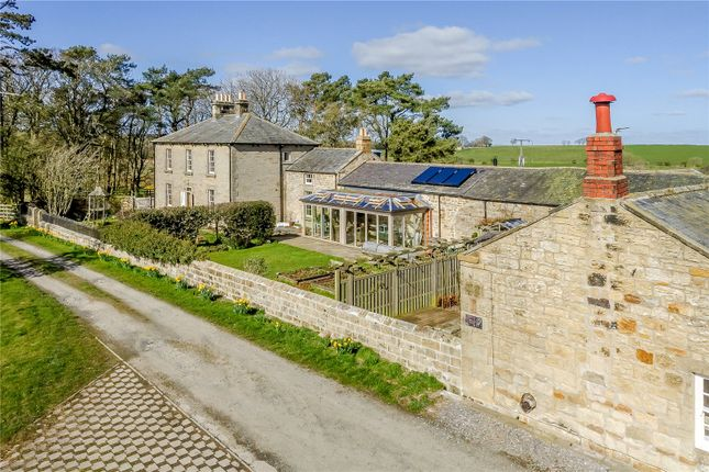 Thumbnail Detached house for sale in Longhorsley, Morpeth, Northumberland