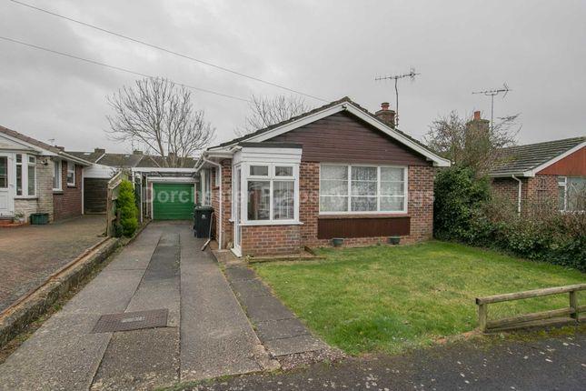 Thumbnail Bungalow to rent in Ellerslie Close, Charminster, Dorchester