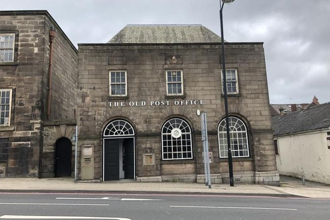 Thumbnail Retail premises to let in The Old Post Office, 12, Wedgwood Street, Burslem