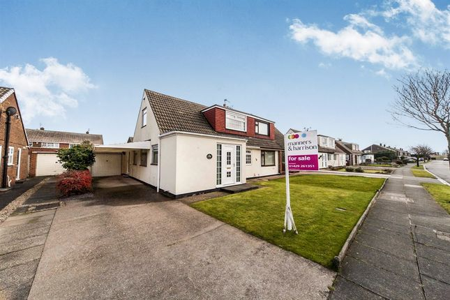 Thumbnail Semi-detached house for sale in Kildale Grove, Hartlepool