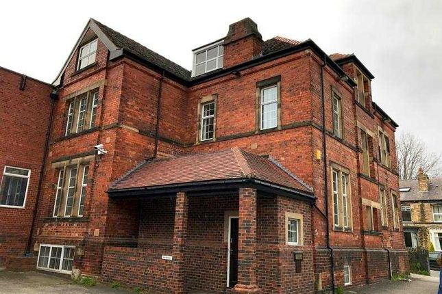 Access Point of Lydgate House, Lydgate Lane, Sheffield S10
