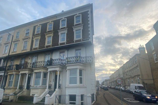 Thumbnail Flat to rent in Ethelbert Crescent, Margate