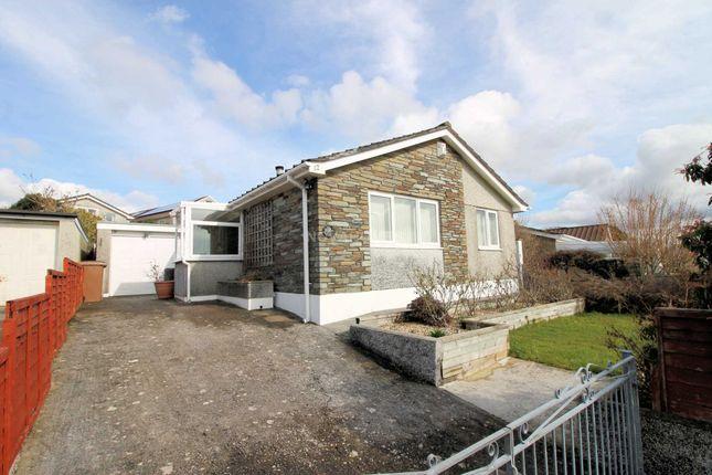 Thumbnail Detached bungalow for sale in Combley Drive, Thornbury