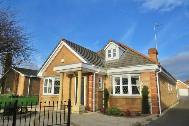 Thumbnail Bungalow for sale in Manor Road, Beverley