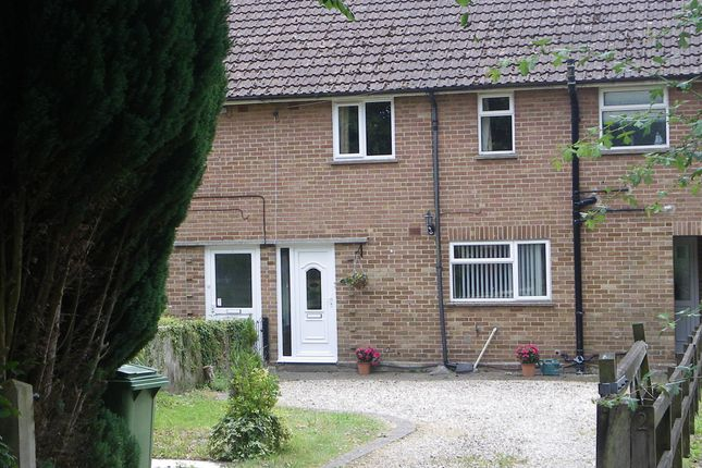 Thumbnail Terraced house for sale in Woolton Hill, Near Newbury