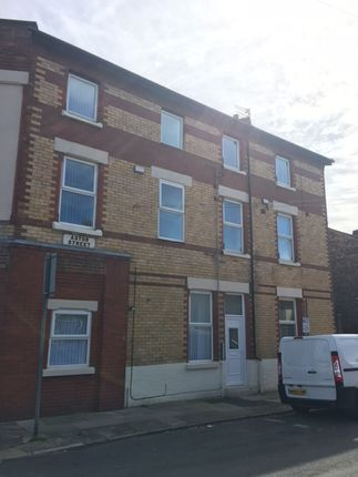 Thumbnail Flat to rent in Astor Street, Liverpool