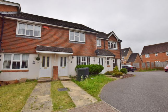 Thumbnail Terraced house to rent in Bishopswood, Ashford, Kent TN233Rd