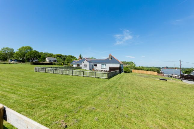 Thumbnail Detached bungalow for sale in New Road, Hook