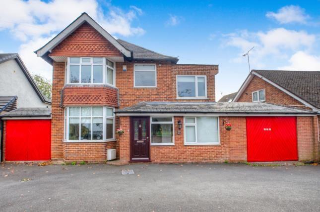Thumbnail Detached house for sale in Cubbington Road, Leamington Spa, Warwickshire, England