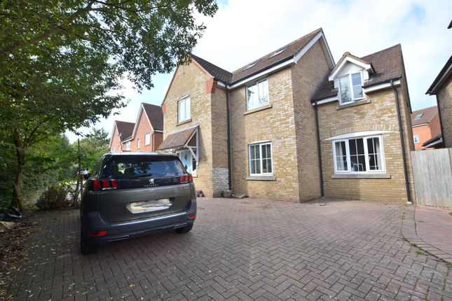 Thumbnail Detached house for sale in Great Ashby Way, Great Ashby, Stevenage