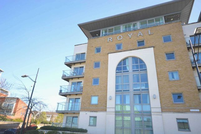 Thumbnail Flat for sale in Argyll Road, Woolwich, London